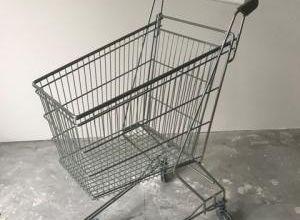 WANZL bevásárlókocsi