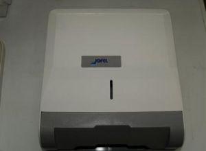 Hajtogatott-papírtörölköző adagoló