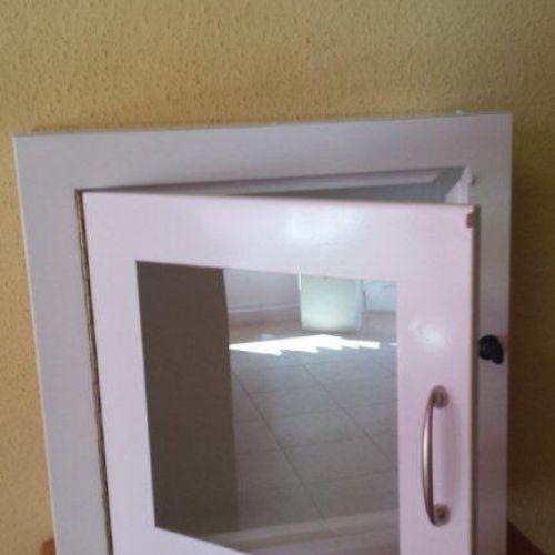 Defibrillátor szekrény (új)