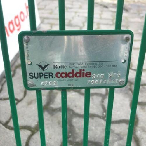 Caddie bevásárlókocsi