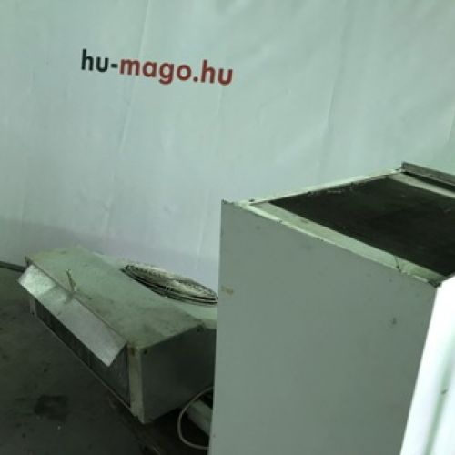 Monoblokk hűtőegység
