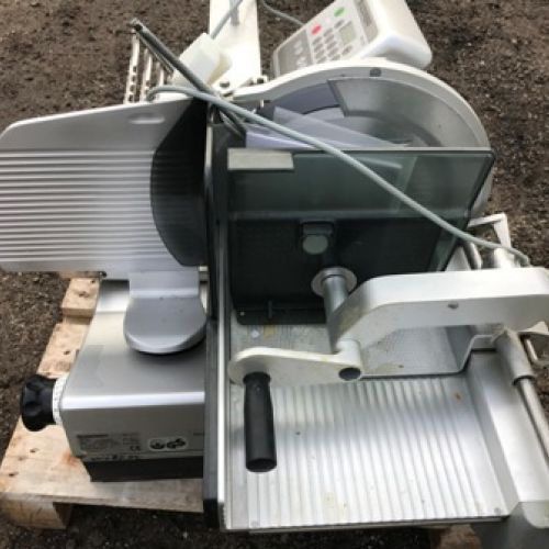 Bizerba VS12D szeletelőgép