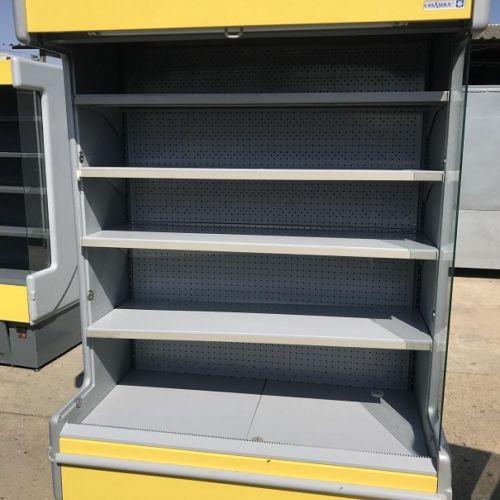 Fali hűtő, beépített aggregátorral
