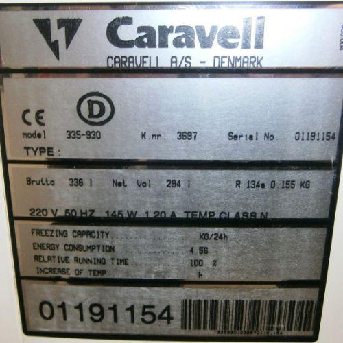 Caravell fagyasztó láda