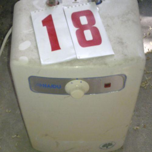 HAJDU vízmelegítő