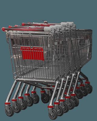 Elégedetlenek vevői a bevásárló kocsikkal?